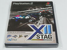 XII Stag 12 Stag Sony PlayStation 2 PS2 Japan Japanese JPN Taito Shmup * VGC