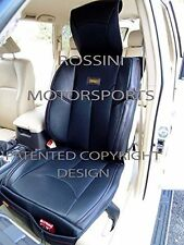 TO FIT A CITROEN C4 GRAND PICASSO CAR, SEAT COVERS, YMDX 06 ROSSINI SPORTS BLACK