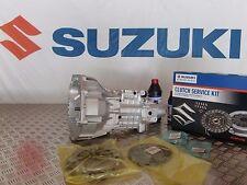 Suzuki Jimny 1,3 86PS Schaltgetriebe R72 verstärkt generalüberholt mit Kupplung