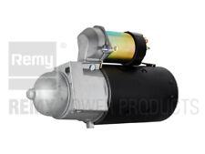 Starter Motor-VIN: J Remy 25381 Reman