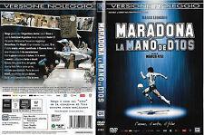 MARADONA LA MANO DE DIOS (2007) dvd ex noleggio