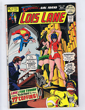 Superman's Girl Friend Lois Lane #122 DC Pub 1972