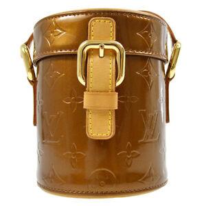 LOUIS VUITTON ASTOR PLACE VERNIS CROSSBODY SHOULDER BAG SR0020 M91101 70601