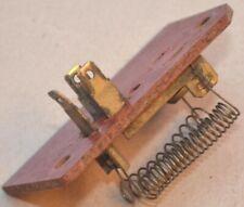 1960-1961 Ford Galaxie Heater Switch Blower Motor Resistor 1961-1963 Thunderbird