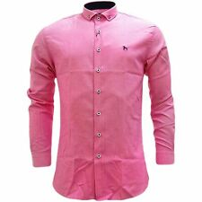 Bewley & Ritch Long Sleeve Shirt in Pink (Aland) New, size   3XL