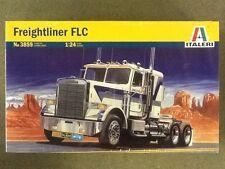 ITALERI 1/24 FREIGHTLINER  FLC  PLASTIC TRUCK MODEL KIT # 3859  FACTORY SEALED