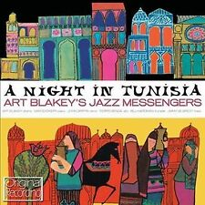 CD ART BLAKEY A NIGHT IN TUNISIA OFF THE WALL THEORY OF ART COULDN'T IT BE YOU