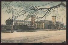 Postcard SOUTH BRAINTREE Massachusetts/MA  Rice & Hutchins Shoe Factory 1907?