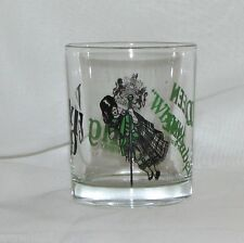 SCOTCH DISTILLERY BAR GLASS HAIG WHITE LABEL QUEEN ANNE VAT 69 SCOTSMAN KILT