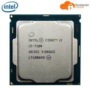 Intel Core i3-7100 3.9GHz Dual Core Desktop CPU Processor LGA1151 SR35C