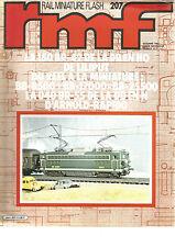RMF N°207 150 BR-42 DE LA DB EN HO DE LILIPUT / BB-85000+BB-17000 = BB-25500