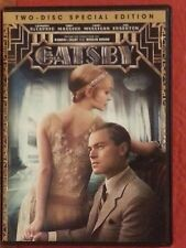 The Great Gatsby (Two-Disc Special Edition DVD)  LIKE NEW