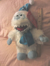 15ada91328935 NEW BUMBLE CHRISTMAS SNOW MONSTER MUSICAL Side Stepper In Icy Blue MWT