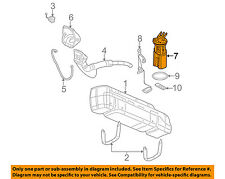 GM OEM-Fuel Pump 19208963