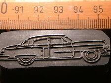 CHEVROLET  STYLELINE   schöner Oldtimer Stempel / Siegel aus Metall