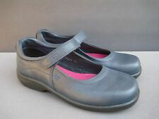 ECCO Women's Leather Mary Jane Shoes, Size 35 EU