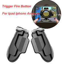 PUBG Mobile Gamepad Gaming Trigger Fire Shooter Controller For IOS Android iPad