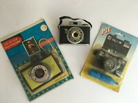 3 appareils photo gadget