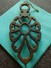 Antique Cast Iron Kitchen Trivet