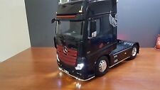 1/14 Tamiya Rc Truck Mercedes Actros Front Lightbar v1