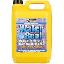 Everbuild 402 Water Seal Solvent Free Sealer 5 Litre