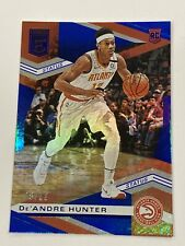 2019-20 Panini Chronicles Elite De'andre Hunter Rookie 08/12