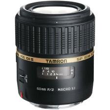 Tamron SP 60mm F2 Di II LD Macro 1:1 Lens - Canon Fit