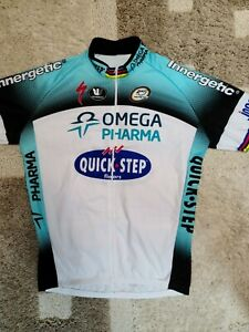 Quickstep, World Champion Stripes, Tom Boonen Edition Jersey