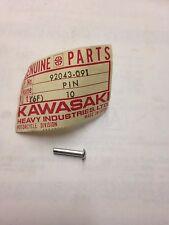 Kawasaki H1 H2 Z1 S1 S3 KZ400 Tank Cap Pin 92043-091 NOS