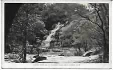 SOMERSBY FALLS NEAR GOSFORD NSW PHOTO POSTCARD CENTRAL COAST