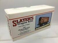 Slaters 7061 O Gauge BR Shock Absorbing Covered Wagon Kit