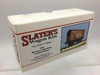 Slaters 7061 O Gauge BR Shock Absorbing Covered Wagon Kit