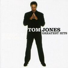Tom Jones Greatest hits (23 tracks, 2003, Universal) [CD]