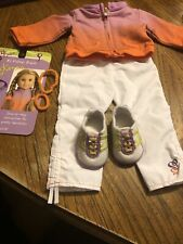 New listing American Girl  McKenna's Warm-Up Outfit Complete EUC RETIRED