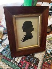 Antique 19th Century Silhouette