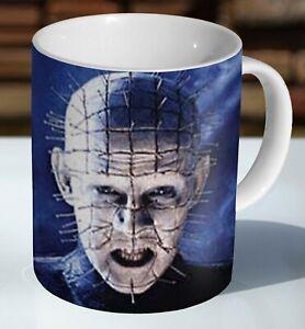 Hellraiser Pinhead Ceramic Coffee Mug - Cup