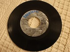 NORTHERN SOUL LEE CHARLES GET YOUR HOUSE IN ORDER/SITTIN ON A TIME BOMB INVICTA