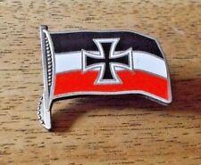 Anstecknadel Deutsches Reich Flagge Fahne Deutschland