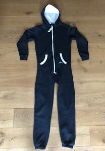 LIL'Finch Kinder Jumpsuit Junge Mädchen 146-152 Overall Jogger Onesie Anzug