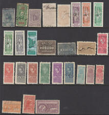 Brazil Revenues collection 27 diff used stamps