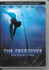 DVD ZONE 2--THE FREEDIVER - BLEU COMME L'OCEAN--NELSON/BALDWIN/SWAIN--NEUF