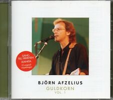 Bjorn Afzelius - Guldkorn Vol 1 (2006 CD) Swedish singer-songwriter (New)