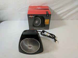Vornado VH202 Personal Space Heater Black Adjustable Heat - Pre-Owned Very Good