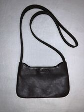 Kenneth Cole Reaction Dark Brown Shoulder Bag Crossbody Purse