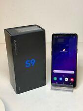 Samsung Galaxy s9 64gb Speicher in Midnight Black-Unlocked-Klasse C
