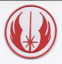"Red 3"" STAR WARS Order of the JEDI Emblem Iron ON Patch  Patches jidi"
