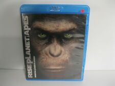Rise of the Planet of the Apes bluray movie