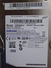 500gb Samsung hd502ij | p/n: 478821fq863268 | 2008.08 #593