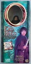 New Unopened Lord of the Rings Frodo 2001 Toy Biz Fabric Outfit Special Edition