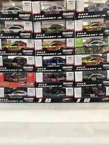 Dale Earnhardt Jr Nascar Authentics 18 car Lot 1:64 new